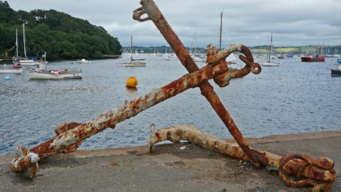 What's This Thing Do: How Anchors Hold a Boat in Place
