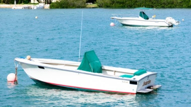 Double Team It: How to Anchor a Boat with Two Anchors