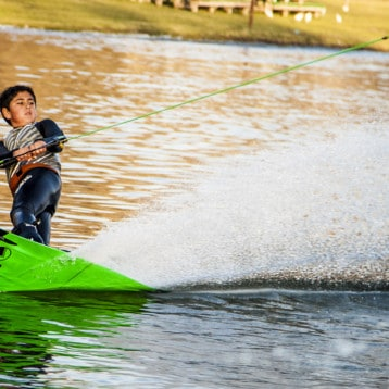 How to Get Up on A Wakeboard Like a Pro
