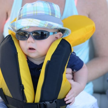 Kids Don't Float Without the Best Infant Life Jackets