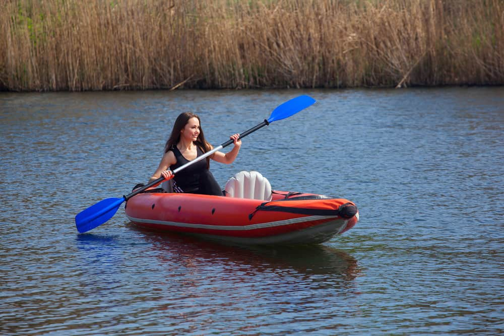 Kayak Stand Designs : The best inflatable kayak reviews that won t get you wet