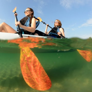 The Best Kayak Paddle: A Needed Investment