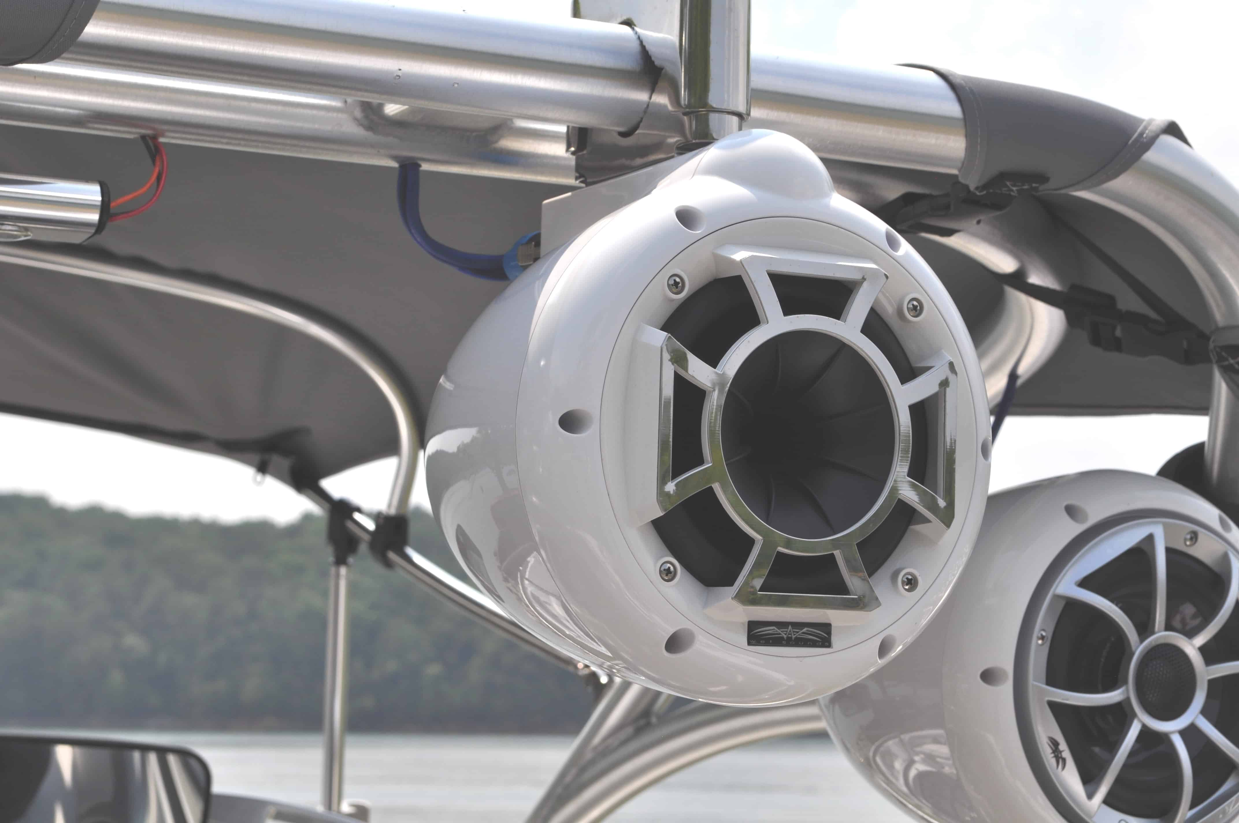 Find The Best Wakeboard Tower Speakers Salty Dog S Guide