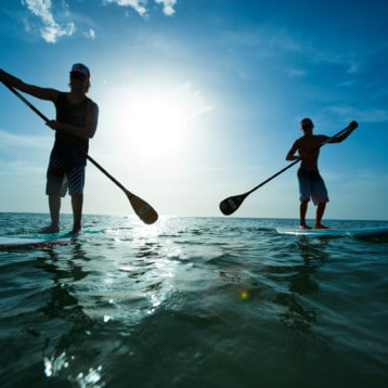 Credit Where It's Due – Who Invented Stand Up Paddle Boarding?
